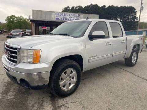 2013 GMC Sierra 1500 for sale at Greenbrier Auto Sales in Greenbrier AR
