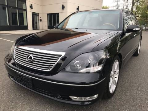 2006 Lexus LS 430 for sale at MAGIC AUTO SALES in Little Ferry NJ