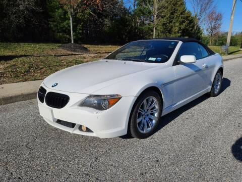 2007 BMW 6 Series for sale at Premium Auto Outlet Inc in Sewell NJ