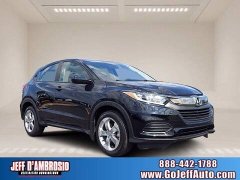 2019 Honda HR-V for sale at Jeff D'Ambrosio Auto Group in Downingtown PA