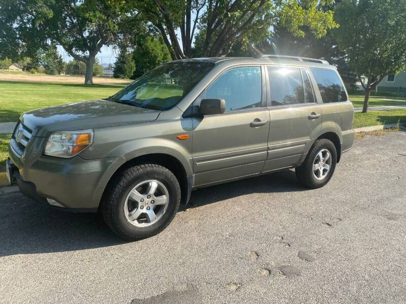 2007 Honda Pilot for sale at Kevs Auto Sales in Helena MT