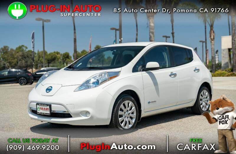 2013 Nissan LEAF for sale in Pomona, CA