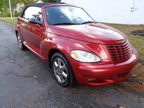 2005 Chrysler PT Cruiser for sale at Liberty Motors in Chesapeake VA