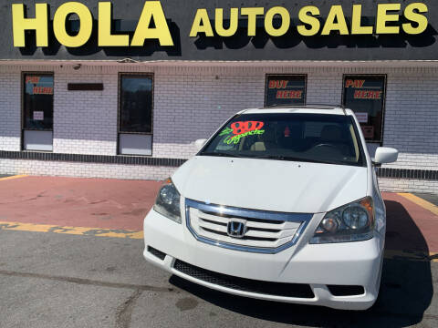 2010 Honda Odyssey for sale at HOLA AUTO SALES CHAMBLEE- BUY HERE PAY HERE - in Atlanta GA