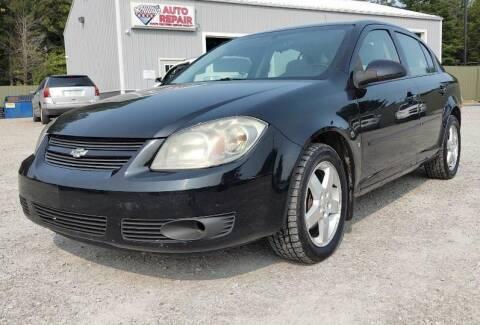 2008 Chevrolet Cobalt for sale at Hilltop Auto in Prescott MI