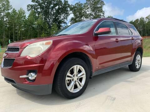 2010 Chevrolet Equinox for sale at El Camino Auto Sales in Sugar Hill GA