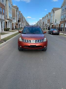 2005 Nissan Murano for sale at Pak1 Trading LLC in South Hackensack NJ