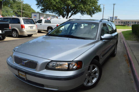 2003 Volvo V70 for sale at E-Auto Groups in Dallas TX