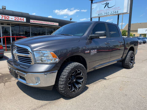 2019 RAM Ram Pickup 1500 Classic for sale at NORRIS AUTO SALES in Oklahoma City OK