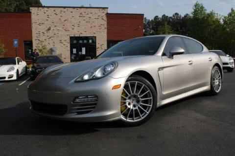 2013 Porsche Panamera for sale at Atlanta Unique Auto Sales in Norcross GA
