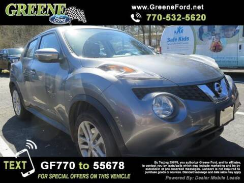 2015 Nissan JUKE for sale at Nerd Motive, Inc. - NMI in Atlanta GA