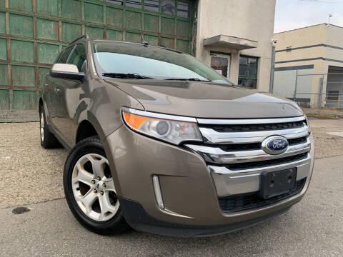 2013 Ford Edge for sale at O A Auto Sale in Paterson NJ