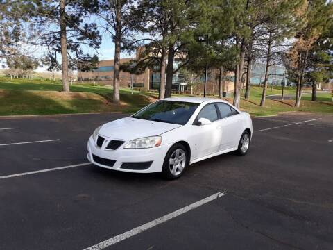 2010 Pontiac G6 for sale at QUEST MOTORS in Englewood CO