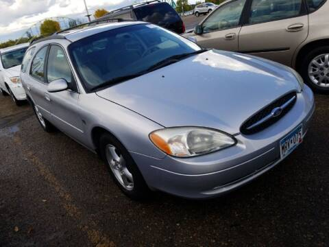 2001 Ford Taurus for sale at Affordable 4 All Auto Sales in Elk River MN