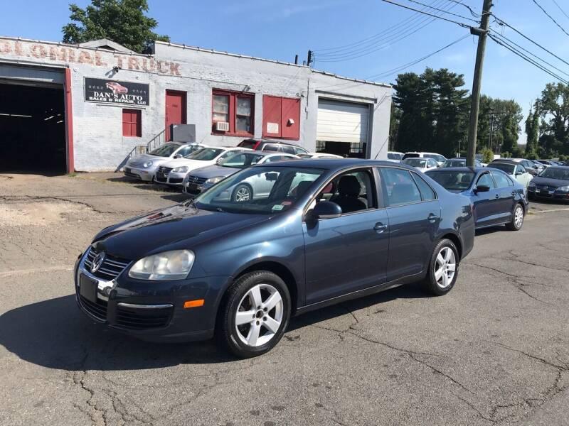 2009 Volkswagen Jetta for sale at Dan's Auto Sales and Repair LLC in East Hartford CT