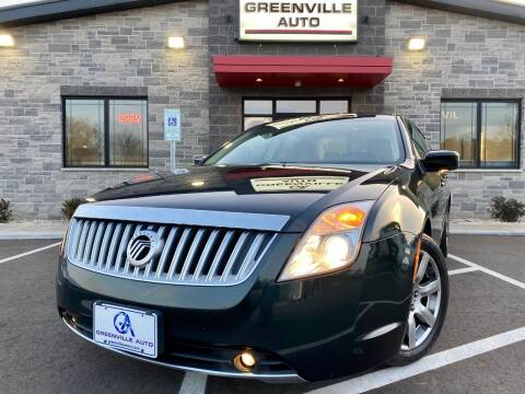2010 Mercury Milan for sale at GREENVILLE AUTO & RV in Greenville WI