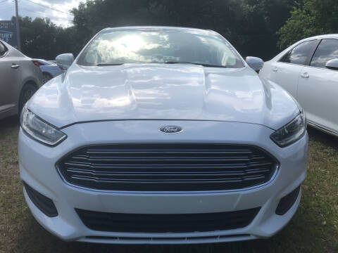 2015 Ford Fusion for sale at #1 Auto Liquidators in Yulee FL