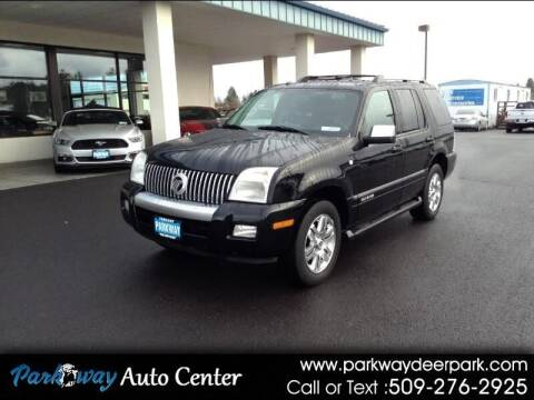 2008 Mercury Mountaineer for sale at PARKWAY AUTO CENTER AND RV in Deer Park WA