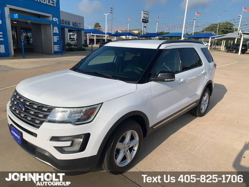 2017 Ford Explorer for sale at JOHN HOLT AUTO GROUP, INC. in Chickasha OK