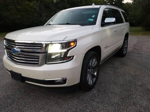 2015 Chevrolet Tahoe for sale at Empire Auto Remarketing in Shawnee OK