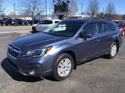 2018 Subaru Outback for sale at BATTENKILL MOTORS in Greenwich NY