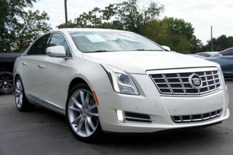 2013 Cadillac XTS for sale at CU Carfinders in Norcross GA