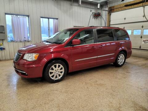 2014 Chrysler Town and Country for sale at Sand's Auto Sales in Cambridge MN