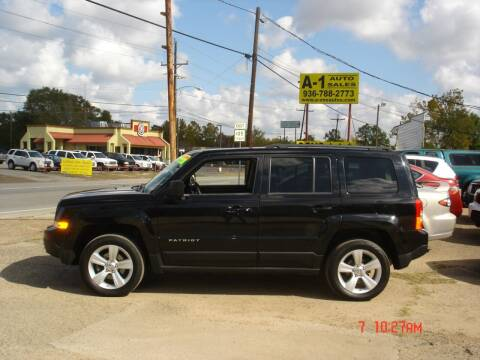 2012 Jeep Patriot for sale at A-1 Auto Sales in Conroe TX