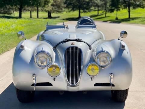 1953 Jaguar XK for sale at Ehrlich Motorwerks in Siloam Springs AR