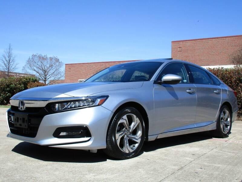 2018 Honda Accord for sale in Dallas, TX