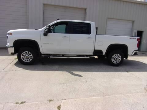 2020 Chevrolet Silverado 2500HD for sale at DJ Motor Company in Wisner NE