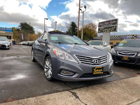 2013 Hyundai Azera for sale at Save Auto Sales in Sacramento CA