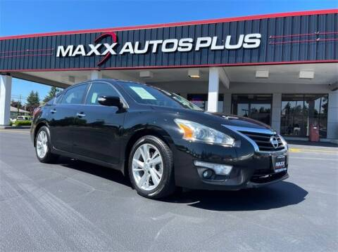 2013 Nissan Altima for sale at Maxx Autos Plus in Puyallup WA