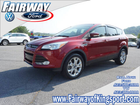2013 Ford Escape for sale at Fairway Volkswagen in Kingsport TN
