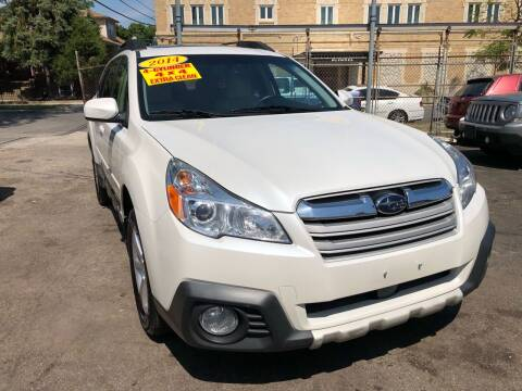 2014 Subaru Outback for sale at Jeff Auto Sales INC in Chicago IL
