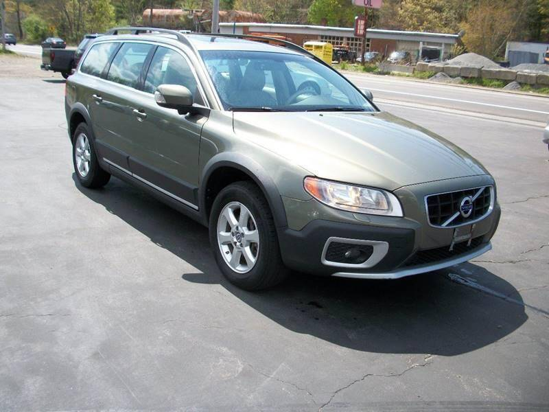 2010 Volvo XC70 for sale at MATTESON MOTORS in Raynham MA