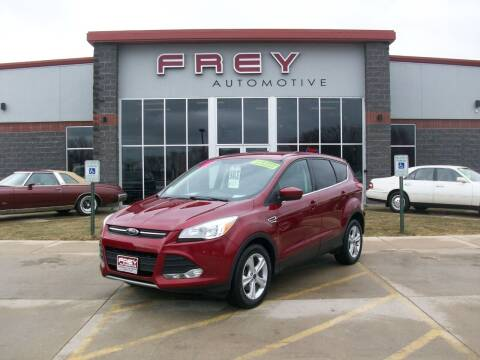 2015 Ford Escape for sale at Frey Automotive in Muskego WI