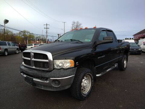 2004 Dodge Ram Pickup 2500 for sale at P J McCafferty Inc in Langhorne PA