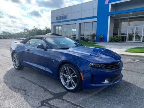 2020 Chevrolet Camaro for sale at Dunn Chevrolet in Oregon OH