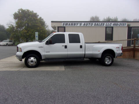2006 Ford F-350 Super Duty for sale at Swanny's Auto Sales in Newton NC