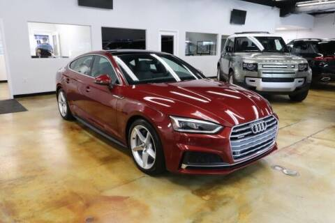 2018 Audi A5 Sportback for sale at RPT SALES & LEASING in Orlando FL
