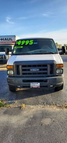 2008 Ford E-Series Cargo E-250 3dr Cargo Van - South Chicago Heights IL