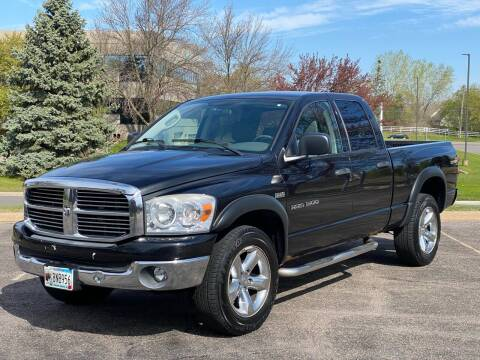 2007 Dodge Ram Pickup 1500 for sale at North Imports LLC in Burnsville MN