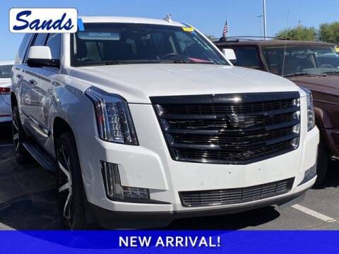 2017 Cadillac Escalade for sale at Sands Chevrolet in Surprise AZ