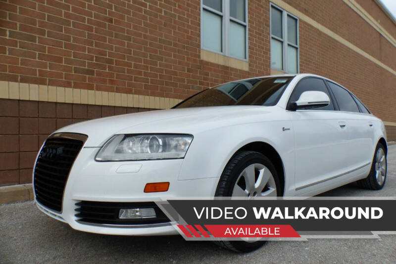 2010 Audi A6 for sale at Macomb Automotive Group in New Haven MI