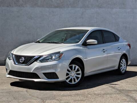 2017 Nissan Sentra for sale at Divine Motors in Las Vegas NV