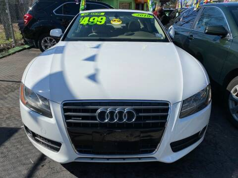 2010 Audi A5 for sale at Best Cars R Us LLC in Irvington NJ
