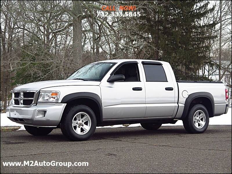 2008 Dodge Dakota for sale at M2 Auto Group Llc. EAST BRUNSWICK in East Brunswick NJ