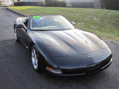 2004 Chevrolet Corvette for sale at Euro Asian Cars in Knoxville TN
