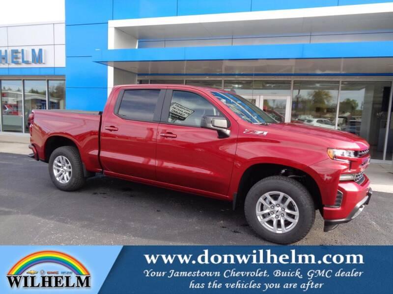 2021 Chevrolet Silverado 1500 for sale in Jamestown, ND